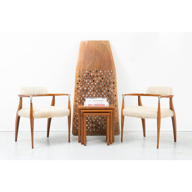 Set of Accent Chairs For Sale - Image 11 of 11