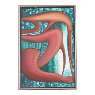 Vintage 1980s Modern Wall Art For Sale