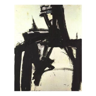 Franz Kline Untitled Lithograph, 1997