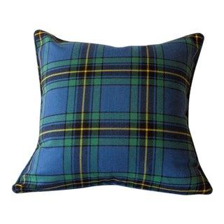 Murrey of Eilbank Tartan Pillow For Sale