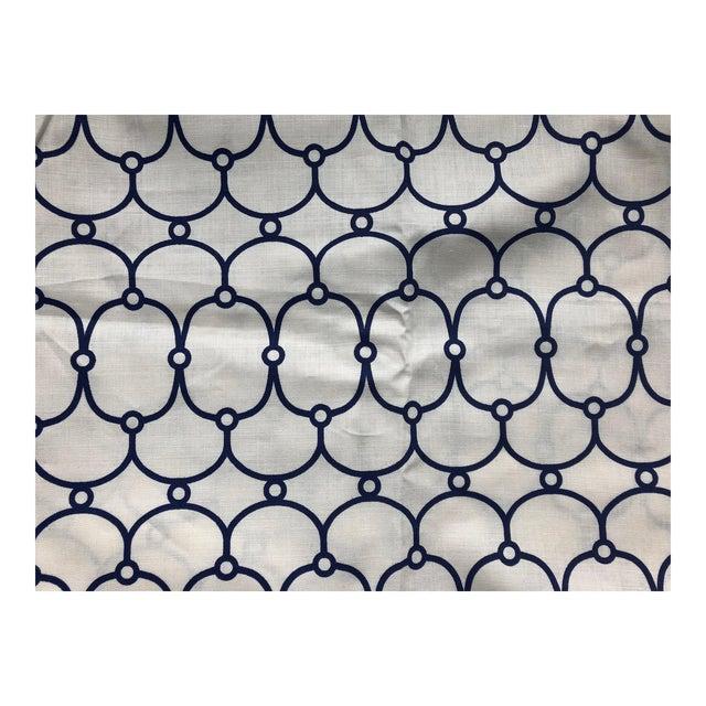 Amanda Nisbet Allanah Blueberry Fabric For Sale