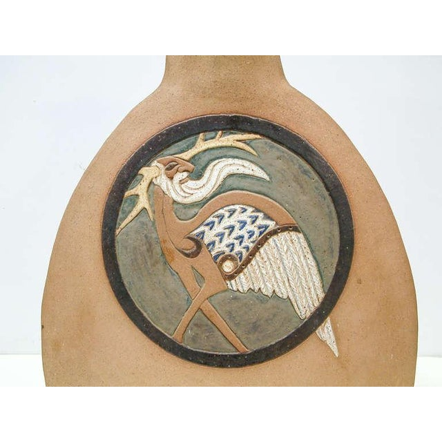 Nittenegger Stoneware Vase For Sale In Richmond - Image 6 of 10