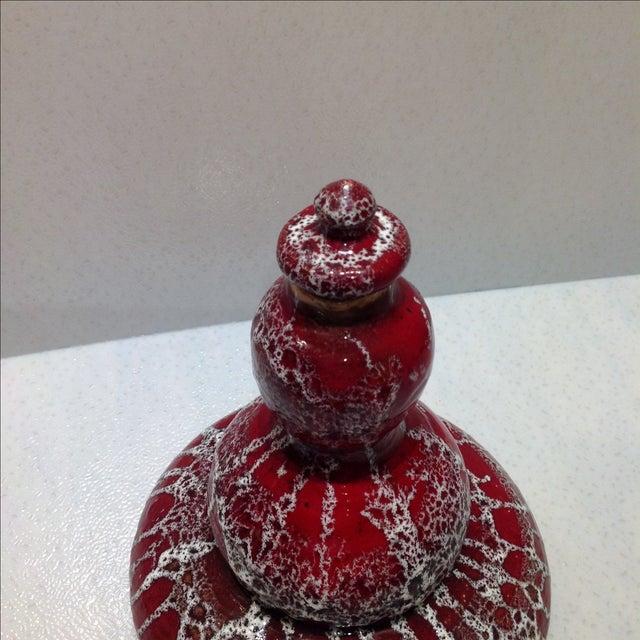 Mid-Century Studio Pottery Genie Bottle - Image 6 of 11