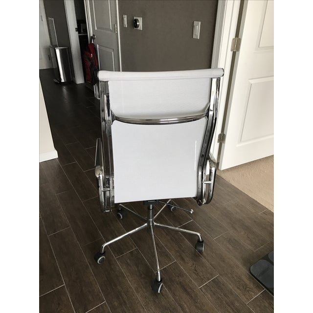 Eames Style High Back Mesh Office Chair - Image 3 of 7