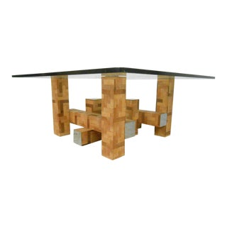Vintage Modern Coffee Table by Paul Evans For Sale