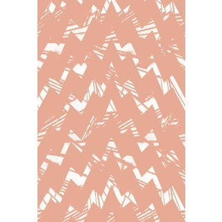 Flash Peach Coral Large Wallpaper For Sale