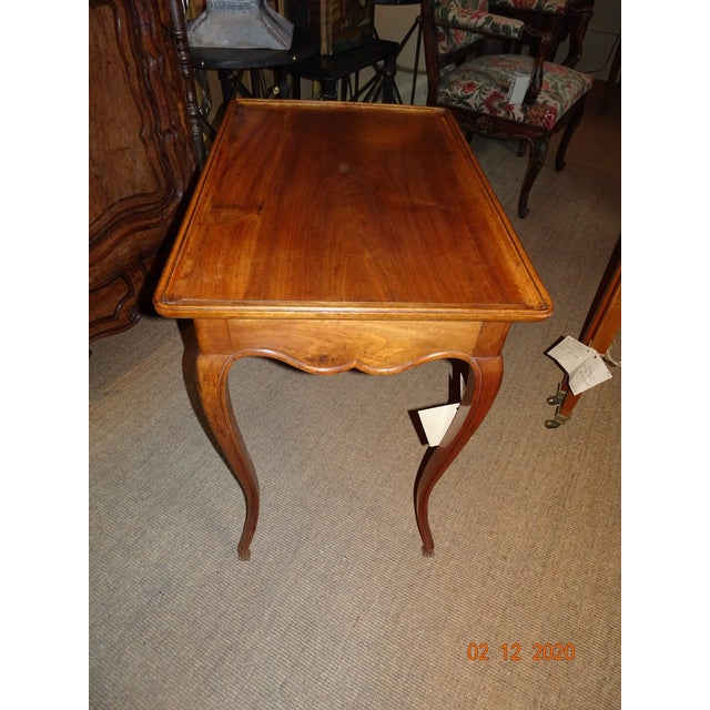 19th Century French Side Table For Sale In New Orleans - Image 6 of 11