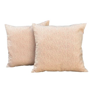 "Vintage Bennison ""Benjelloun"" Pillows - a Pair For Sale"