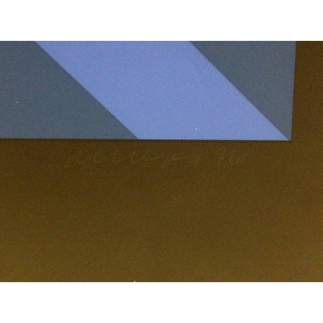 """""""Rising Circles"""" Signed Print - Image 6 of 7"""