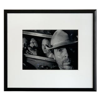 Ryan Weideman Framed Black and White Photograph For Sale