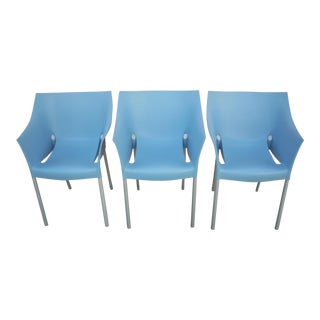 Italian Contemporary Chairs - Set of 3 For Sale