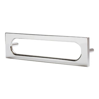 Mod-06S Polished Nickel Handle For Sale