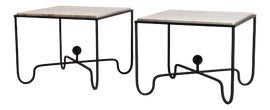 Image of DESIGN FRERES Side Tables
