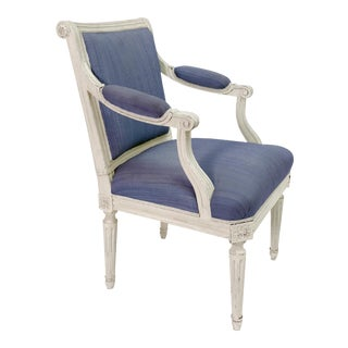 Cole Porter Armchair For Sale