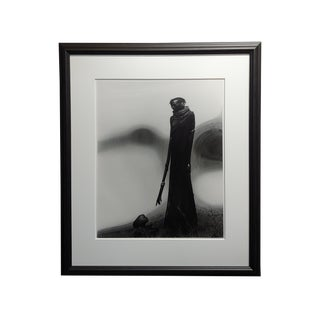 Elisabeth Sunday -African Future -Original Platinum Print -Signed For Sale