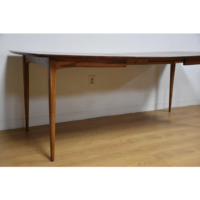 Mid-Century Modern Dining Table - Image 3 of 11