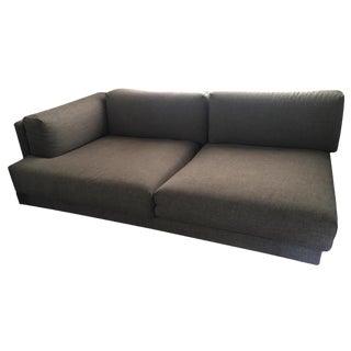 Gray Divani Italian Sofa