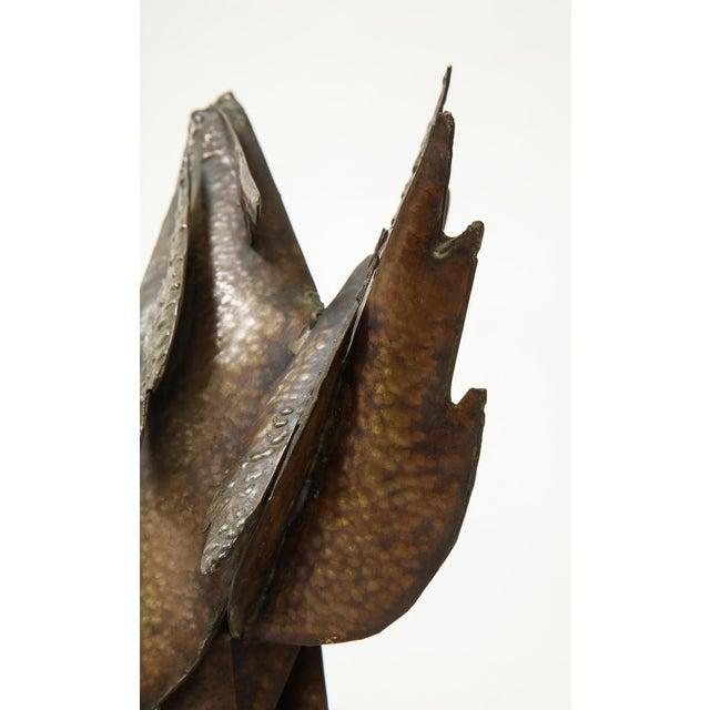Homer Gunn Brutalist Sculpture For Sale - Image 9 of 12