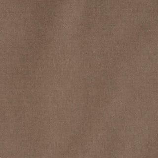 Schumacher Rocky Performance Velvet Fabric in Dove For Sale