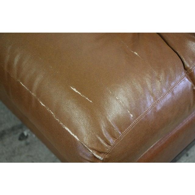 1970s Vintage Mario Bellini Amanta Modular Sofa For Sale - Image 9 of 13