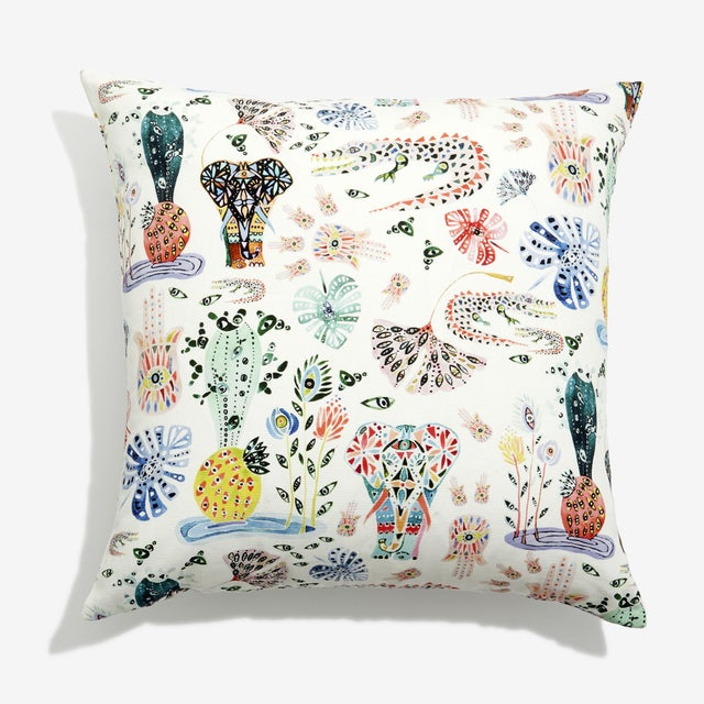 Pepper Balzary Pillow For Sale In New York - Image 6 of 6