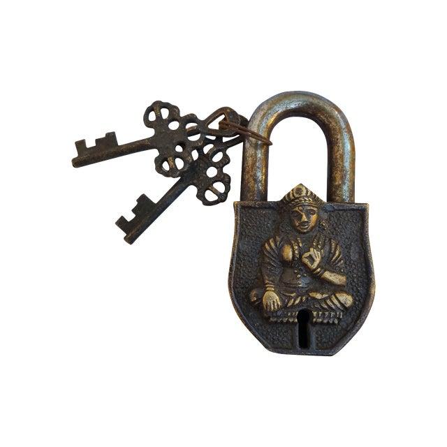 Buddha Padlock - Image 1 of 3