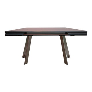 Italian Metamorphic Console Dining Table For Sale