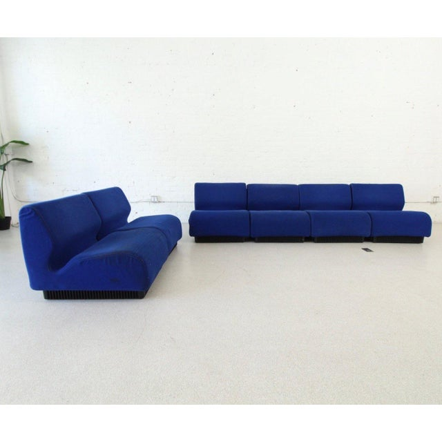 This Original 6 Piece Herman Miller Sectional by Don Chadwick, is a real versatile sofa that blends in with any style or...