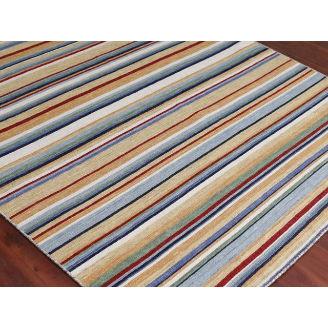 The Elana Collection is an exciting group of flat weave designs. Elana is an attention-getting accessory for any room....