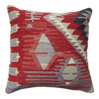 "Kilim Rug Pillow Case Cushion Throws 20"" For Sale"