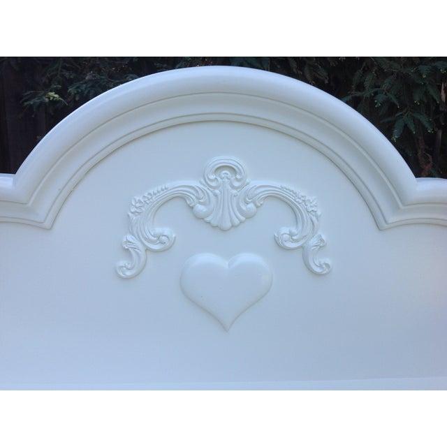 Lexington White Painted Bookcase - Image 5 of 5