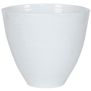 128 Vase, White For Sale