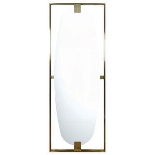 Modern History Paolo Floor Mirror For Sale