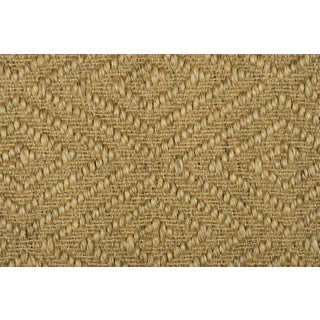 "Stark Studio Rug Pueblo - Seagrass 9""x9"" Sample For Sale"