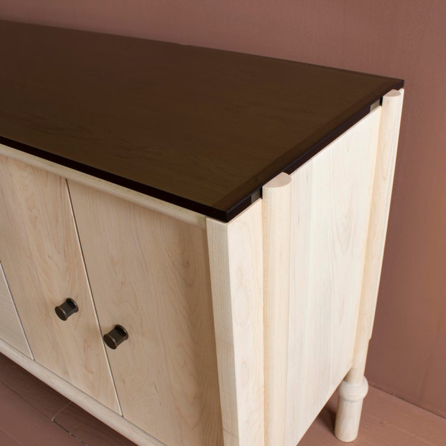Mae Credenza and Sideboard For Sale In Baltimore - Image 6 of 10