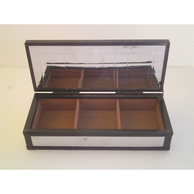 English Art Deco Trinket Box - Image 5 of 11