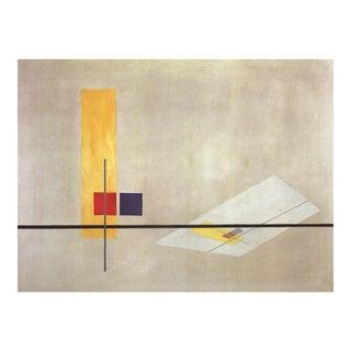 """""""Konstruktion"""" László Moholy-Nagy Lithograph"""