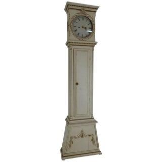 Mid-19th Century Danish Long Case Clock For Sale