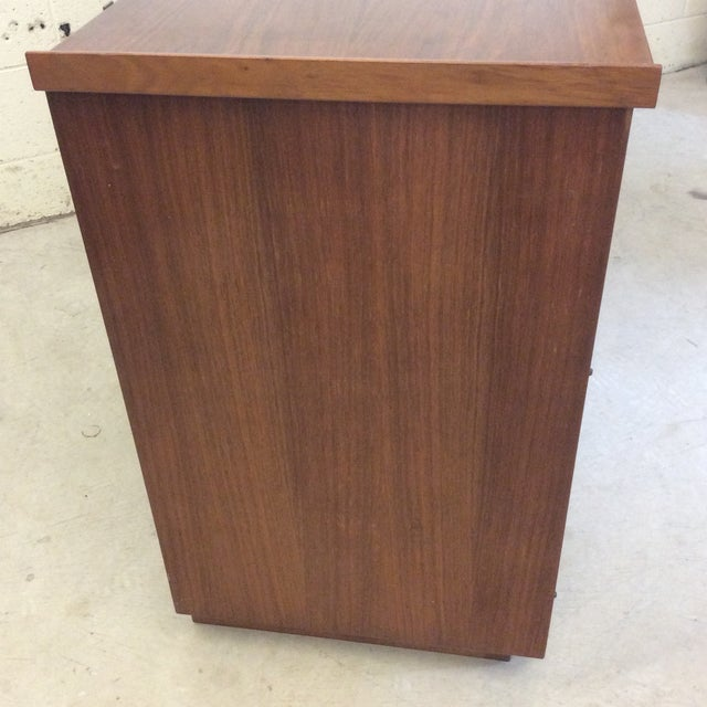 American of Martinsville Asian Style Server Buffet For Sale - Image 11 of 13