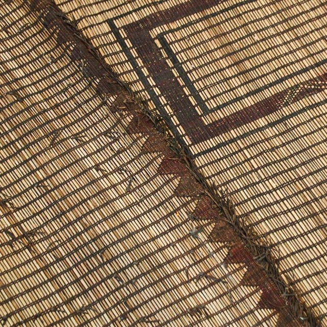 Rustic African Tuareg Woven Rug - 11′4″ × 19′ For Sale - Image 5 of 5