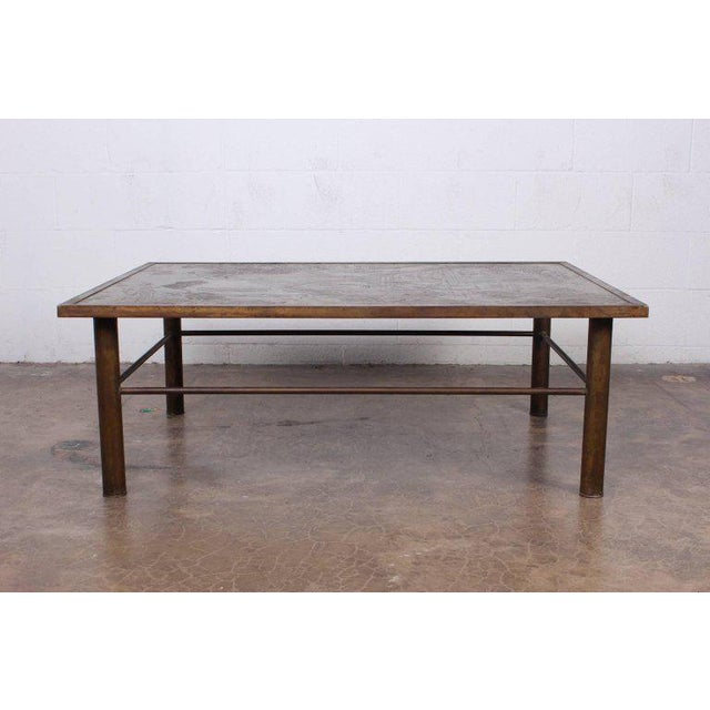 Modern Philip and Kelvin LaVerne Chan Coffee Table For Sale - Image 3 of 11