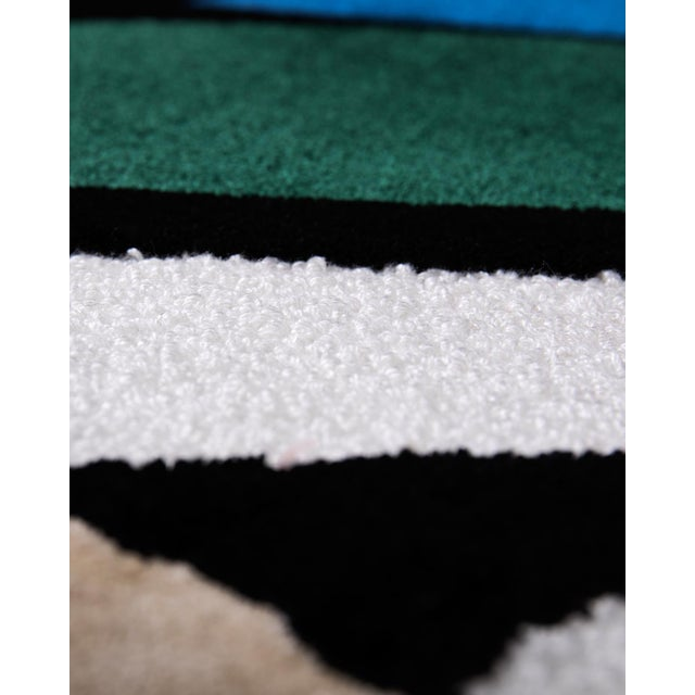 Contemporary Oscar Rug From Covet Paris For Sale - Image 3 of 7