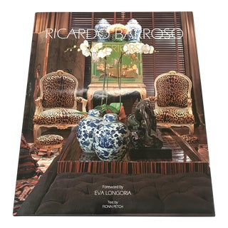 """Ricardo Barroso Interiors"" 2015 First Edition Book"