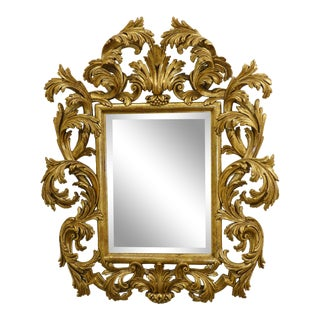 LaBarge Giltwood Mirror For Sale