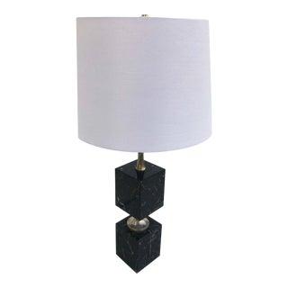 1970s Maison Barbier Table Lamp For Sale