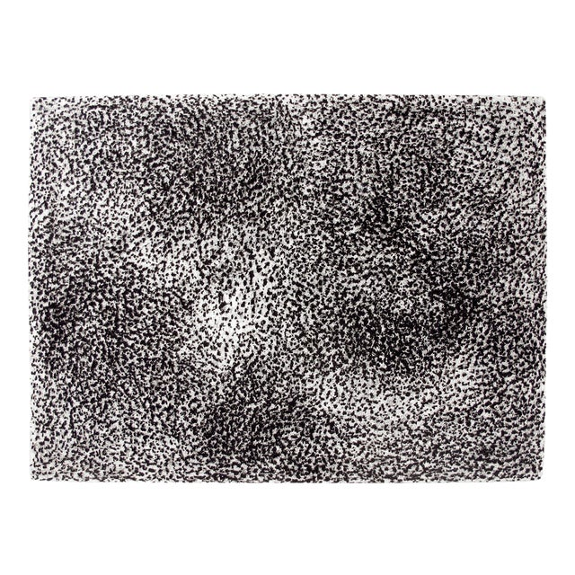 "Gudrun Mertes-Frady ""Internal Spin"" Drawing For Sale"