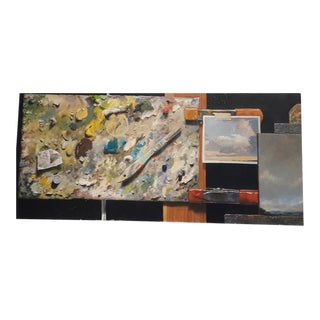"""Studio Landscape 2002"" by Eric Forstmann For Sale"