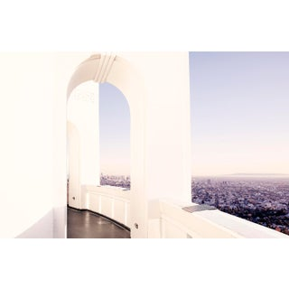 """""""Griffith Observatory Cityscape"""" Original Photograph"""