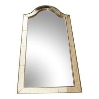 Contemporary Frameless Full Length Wall Mirror