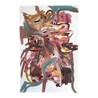 No. 303 Original Painting By Jessalin Beutler